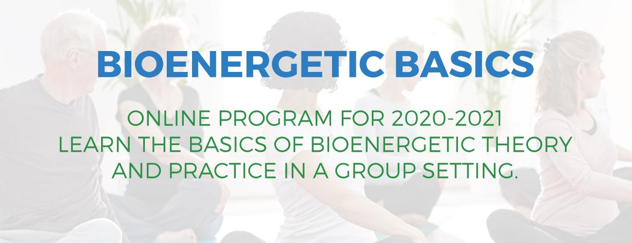 msba Bioenergetic Basics
